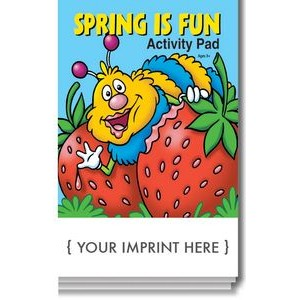 Spring is Fun Activity Pad