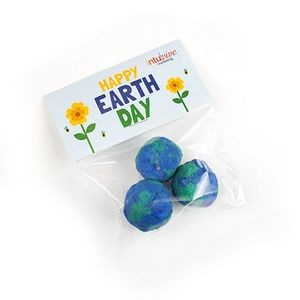 Earth Day Seed Bombs Cellopack 3